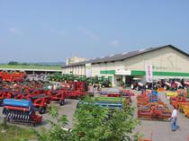 Zona comercial Lagerhaus Technik-Center GmbH & Co KG company
