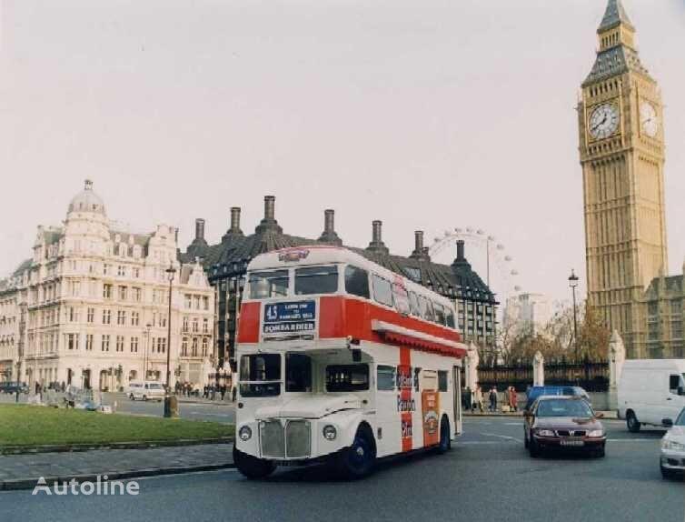 BRITISH BUS mobile BAR & PUB traditional & modern London buses available! autobús de dos pisos