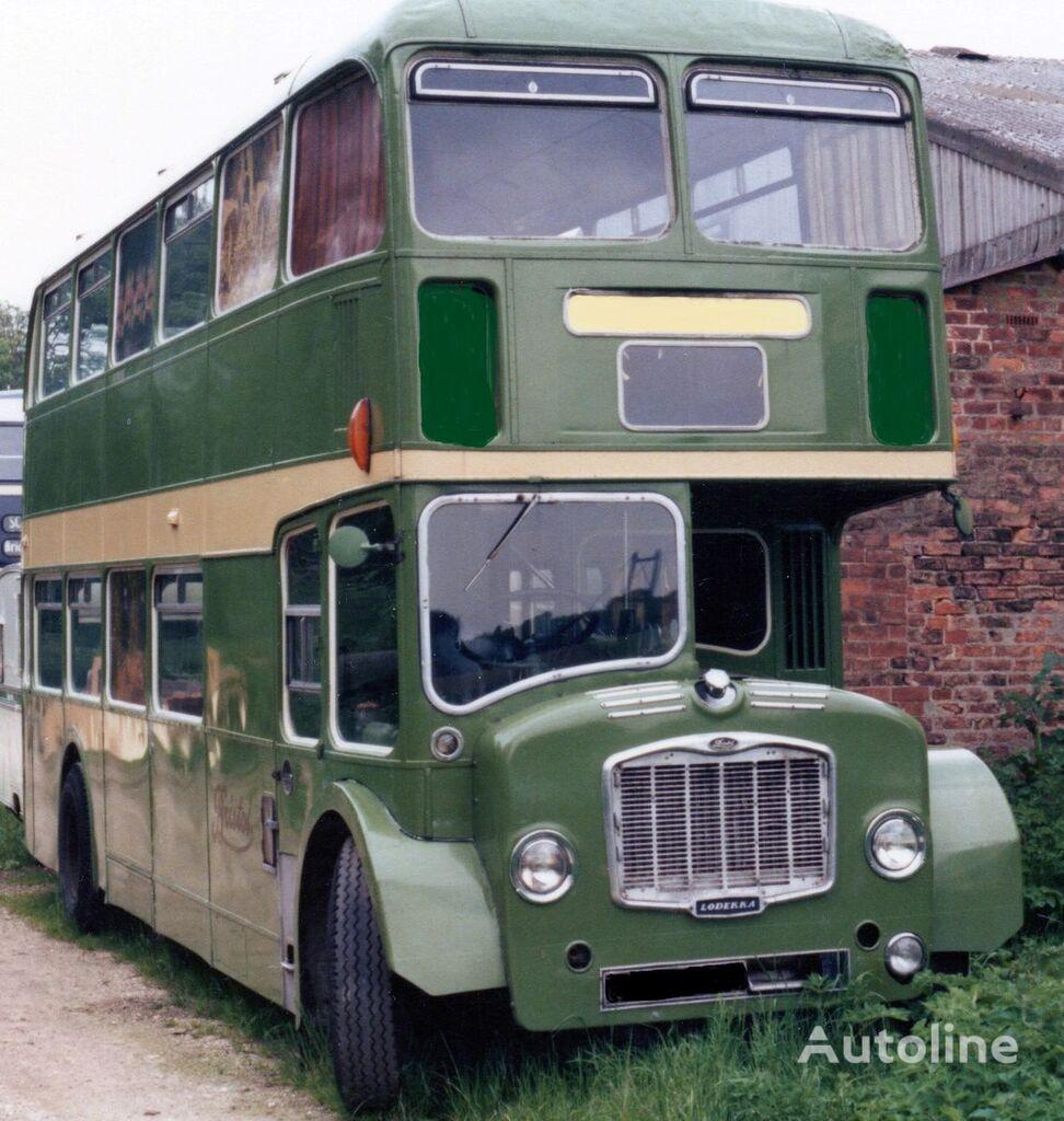 Bristol LODEKKA FLF Low Height British Double Decker Bus  autobús de dos pisos