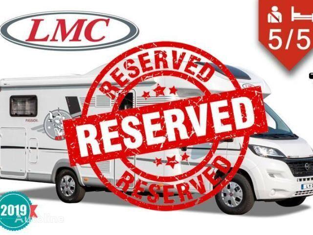 LMC Breezer Passion H 733 G autocaravana