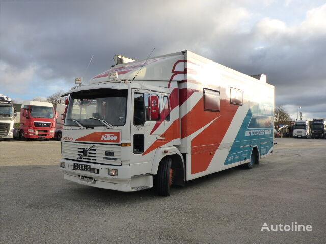 VOLVO FL Motocross autocaravana
