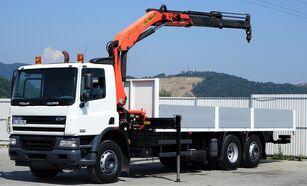 DAF CF 75.310  camión caja abierta