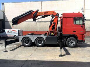 DAF xf 105.460 camión caja abierta