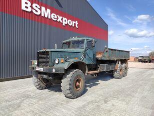 KRAZ 255 B, 6x6 camión caja abierta