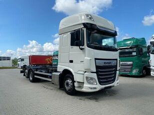 DAF XF 480 6x2 camión chasis