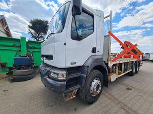 RENAULT Kerax 370 6x4 //2005r// 393 tys km camión chasis