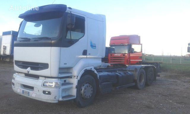 camión chasis RENAULT PREMIUM 400