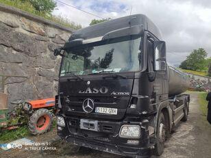 MERCEDES-BENZ Actros 2560 camión cisterna
