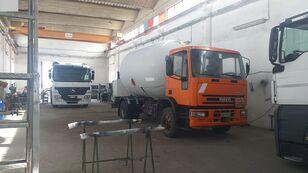 IVECO 150E23 LPG/GAS CAPACITY 16000LTR + PUMP + LITERS COUNTER camión cisterna de gas