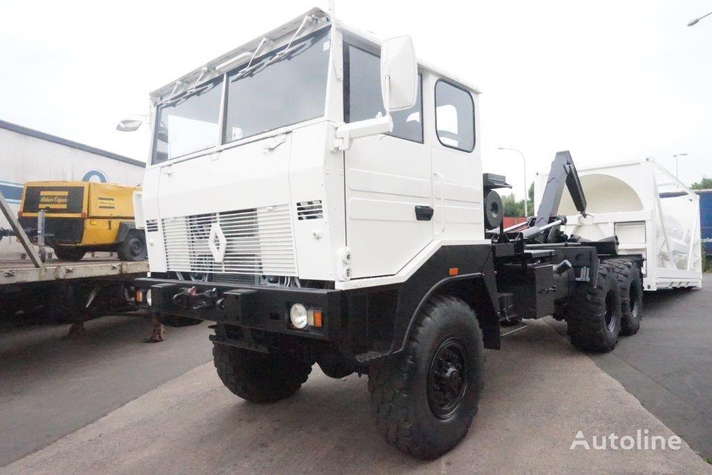 camión con gancho RENAULT TRM 10000