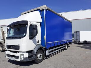 VOLVO FL240 - 14 TN. camión con lona corredera