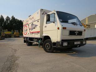 MAN 6100F camión de helados