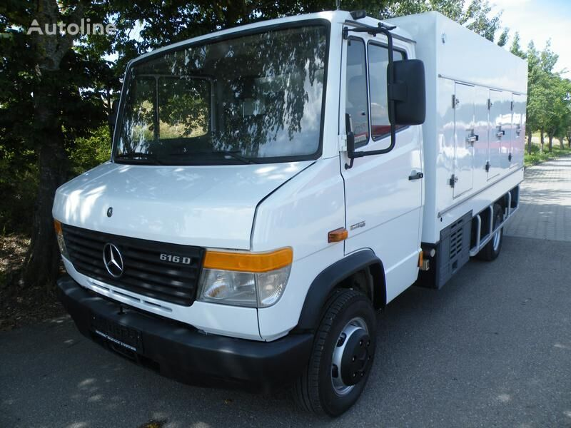 MERCEDES-BENZ 616D Eis/Ice -33°C Cold Car BlueTec Euro-5 camión de helados