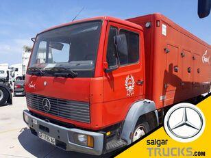 MERCEDES-BENZ 814 camión frigorífico