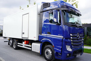 MERCEDES-BENZ Actros 2545 BigSpace / E6 / 6x2 / 19 EPAL / TK T-1000R / Retarde camión frigorífico