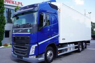VOLVO FH460 , E6 , 18 EPAL , Height 2,6m , partition wall , retarder , camión frigorífico