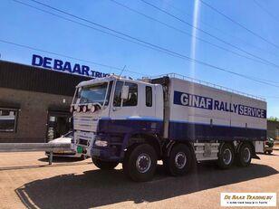 GINAF M 4446-S 8x8 assistentie voertuig camión furgón