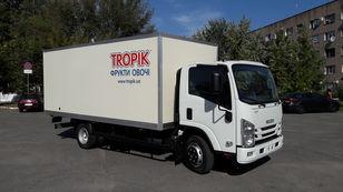 ISUZU NPR 75 L-K camión furgón nuevo