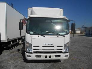 ISUZU NPR75 camión furgón