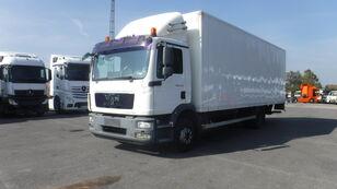 MAN TGM 12.250 koffer + lift camión furgón