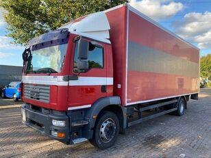 MAN TGM 18.280 camión furgón
