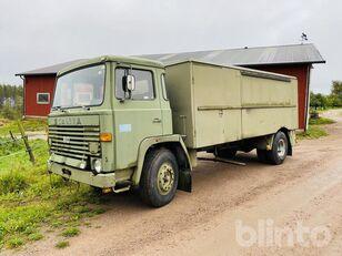 SCANIA 80 camión furgón