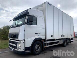 VOLVO FH 460 camión furgón