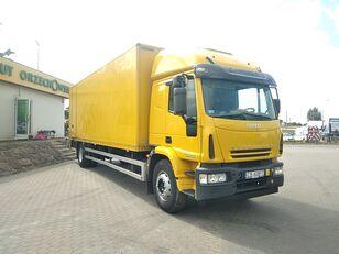 IVECO eurocargo 190e24 camión furgón
