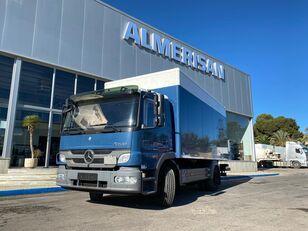 MERCEDES-BENZ ATEGO 1222 L camión furgón