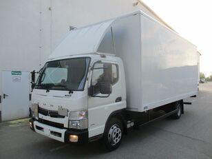 Mitsubishi Fuso Canter 7C18 camión furgón siniestrado