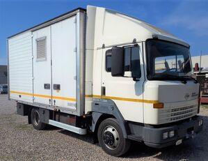 NISSAN L 75  camión furgón