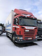SCANIA R500 camión furgón