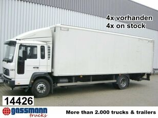 VOLVO FL 6-12 4x2 Klima/Umweltplakette gelb camión furgón