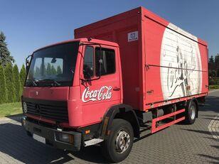 MERCEDES-BENZ 1217 eco power camión isotérmico