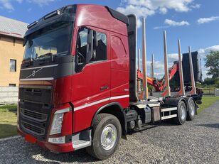 VOLVO FH460 6x4 Loglift 96ST  camión maderero