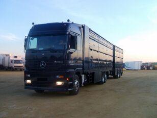 MAN ACTROS 2548 camión para caballos