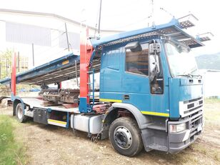 IVECO 150E27 BISARCA 5 POSTI  camión portacoches