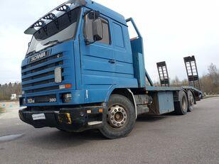 SCANIA 113  camión portacoches
