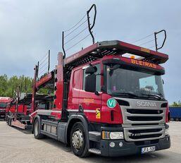 SCANIA P410 N320 ROLFO TVF camión portacoches