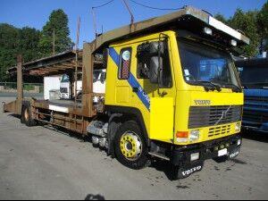 VOLVO FL10 camión portacoches
