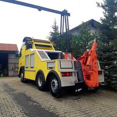 VOLVO fh 12 holownik towing truck  camión portacoches
