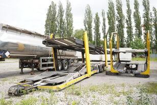 LOHR Body + trailer set , for 8-12 cars  camión portacoches