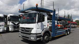 MERCEDES-BENZ 1829 6x2 autotransporter Kassbohrer Citytrans camión portacoches