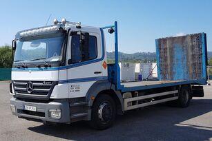 MERCEDES-BENZ Axor 1828 camión portacoches