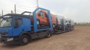 RENAULT Premium Distribution camión portacoches