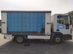 IVECO ML80EL18 BOTELLERO  camión toldo