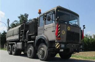 MAN OAF 34.440 camión toldo