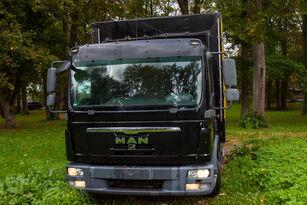 MAN TGL 8.180 camión toldo