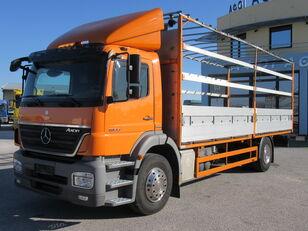 MERCEDES-BENZ 1833 L AXOR /EURO 5 camión toldo