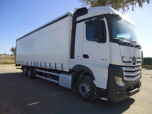 MERCEDES-BENZ ACTROS 25 45 camión toldo